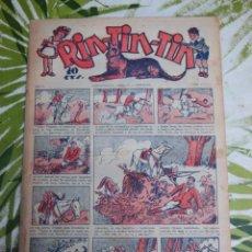 Cómics: COMIC - RIN-TIN-TIN , AÑO VI , Nº 317 . (VER FOTOS ADICIONALES).. Lote 194311317