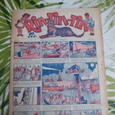 Cómics: COMIC - RIN-TIN-TIN , AÑO VI , Nº 318 . (VER FOTOS ADICIONALES).. Lote 194311442
