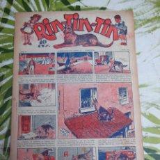 Cómics: COMIC - RIN-TIN-TIN , AÑO VI , Nº 319 . (VER FOTOS ADICIONALES).. Lote 194311525