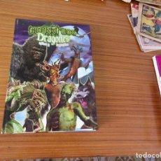Cómics: MONSTRUOS DRAGONES MITOS Y LEYENDAS Nº EDITA EURO MEXICO. Lote 194329265