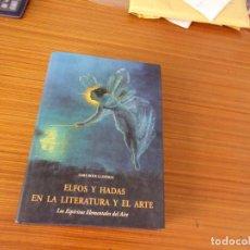 Cómics: ELFOS Y HADAS EN LA LITERATURA Y EL ARTE Nº EDITA JOSE J. DE OLAÑETA . Lote 194331350