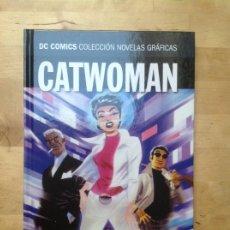 Cómics: CATWOMAN - EL GRAN GOLPE DE SELINA. Lote 194345278