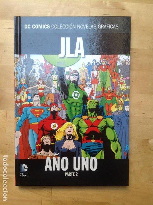 JLA AÑO UNO PARTE 2 (Tebeos y Comics - Comics otras Editoriales Actuales)