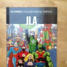 Cómics: JLA AÑO UNO PARTE 2. Lote 194345478
