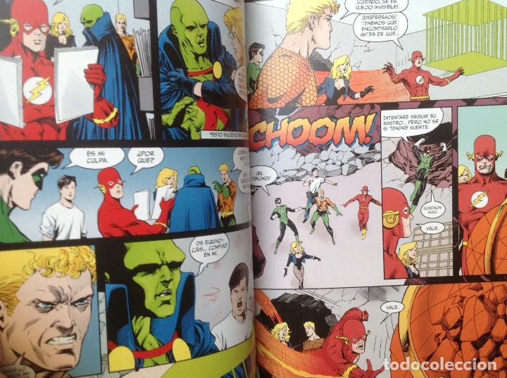 Cómics: JLA Año Uno Parte 2 - Foto 3 - 194345478