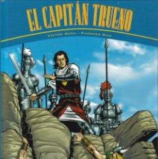 Cómics: EL CAPITAN TRUENO - DOS AVENTURAS COMPLETAS - EDICIONES B 2000. Lote 194345661