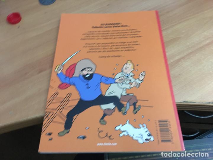 Cómics: TINTIN & MILU (GRAN ALBUM DE JOCS) PRIMERA EDICION 2011 (COIB59) - Foto 4 - 194347618