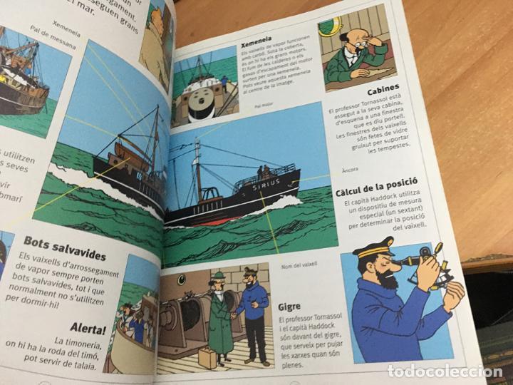 Cómics: TINTIN & MILU (GRAN ALBUM DE JOCS) PRIMERA EDICION 2011 (COIB59) - Foto 7 - 194347618
