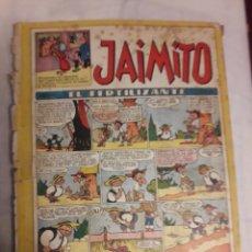 Cómics: TEBEO JAIMITO 1,50 PESETAS AÑOS 40. Lote 194357425