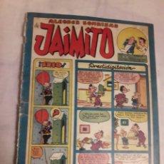 Cómics: JAIMITO TEBEO AÑOS 40 1,50 PESETAS. Lote 194357443