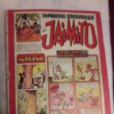 Cómics: TEBEO JAIMITO 1,50 PESETAS AÑOS 40. Lote 194357462