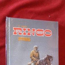 Cómics: RINGO - W. VANCE - ED. PONENT MON - TOMO INTEGRAL - CARTONE. Lote 194358346