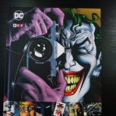 Cómics: DE KIOSCO BATMAN LA BROMA ASESINA ECC ALAN MOORE / BRIAN BOLLAND TOMO. Lote 194367862