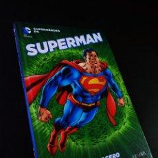 Cómics: DE KIOSCO SUPERMAN EL HOMBRE DE ACERO 1 SUPERHEROES DC COMICS TOMO. Lote 194372275