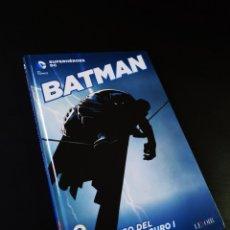 Cómics: EXCELENTE ESTADO BATMAN EL REGRESO DEL CABALLERO OSCURO I 2 SUPER HEROED FRANK MILLER TOMO. Lote 194372641
