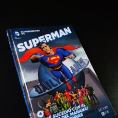Cómics: DE KIOSCO SUPERMAN 4 SUPERHEROES ALAN MOORE / CURT SWAN ECC. Lote 194372996