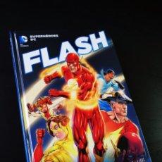 Cómics: DE KIOSCO FLASH RENACIMIENTO 9 SUPERHEROES GEOFF JOHNS ECC TOMO. Lote 194373803