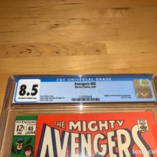 Cómics: THE MIGHTY AVENGERS. Lote 194377298