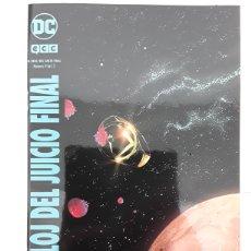 Cómics: EL RELOJ DEL JUICIO FINAL 9 (DE 12) (GRAPA) - JOHNS, FRANK, ANDERSON - ECC CÓMICS. Lote 194397005