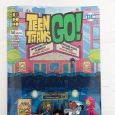 Cómics: TEEN TITANS GO! 36 (GRAPA) - COHEN, SEIDMAN, JARRELL, LEUVER - ECC CÓMICS / KODOMO. Lote 194397320