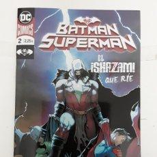 Cómics: BATMAN / SUPERMAN 2 (GRAPA) - WILLIAMSON, MÁRQUEZ - ECC CÓMICS. Lote 194397643