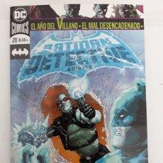 Cómics: BATMAN DETECTIVE COMICS 20 - TOMASI, DUCE, MAHNKE - ECC CÓMICS. Lote 194397781
