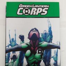 Cómics: GREEN LANTERN CORPS. SER UN LANTERN (RECARGA 5) - GIBBONS, GLEASON - ECC CÓMICS. Lote 194398788