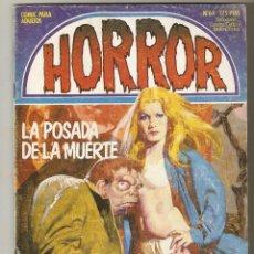 Cómics: HORROR - Nº 64 - PRIMERA EDICION - RELATOS PARA ADULTOS - COMIC EROTICO - ED ZINCO S.A -. Lote 194402098