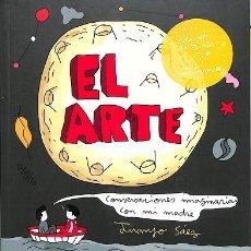 Cómics: EL ARTE - CONVERSACIONES IMAGINARIAS CON MI MADRE - JUANJO SÁEZ - ASTIBERRI - SILLÓN OREJERO. Lote 194485741