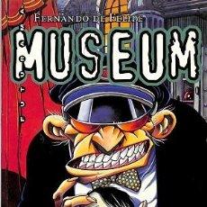 Cómics: FUTURAMA MUSEUM - FERNANDO DE FELIPE - EDITORES DE TEBEOS - FUTURAMA. Lote 194486141