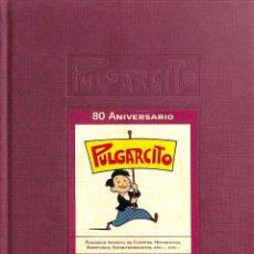 Cómics: PULGARCITO 80 ANIVERSARIO - EDICIONES B - VOLÚMENES SINGULARES. Lote 194487193