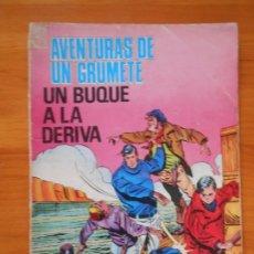 Cómics: AVENTURAS DE UN GRUMETE Nº 3 - UN BUQUE A LA DERIVA - LEER DESCRIPCION (IP). Lote 194496547