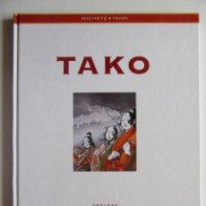 Cómics: TAKO - MICHETZ Y YANN - LOS LIBROS DE CO&CO - TAPA DURA - MUY BIEN. Lote 194497688