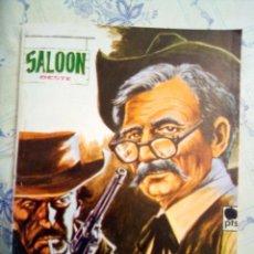 Cómics: SALOON- OBEDEZCA SHERIFF- 1980-ANDREU MONTULL-MUY ESCASO-MUY BUENO-LEAN-3105. Lote 194510196