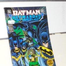 Cómics: BATMAN HERMANDAD DEL MURCIELAGO + GALERIA NOCTURNA - GRUPO EDITORIAL VID -. Lote 228257185