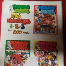 Cómics: MANOLO IRENE 2 EPOCA NUMEROS 1.2.Y 3. Lote 194520242