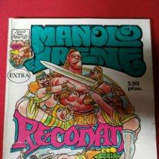 Cómics: MANOLO IRENE NUMEROS 52 AL 56. Lote 194521325