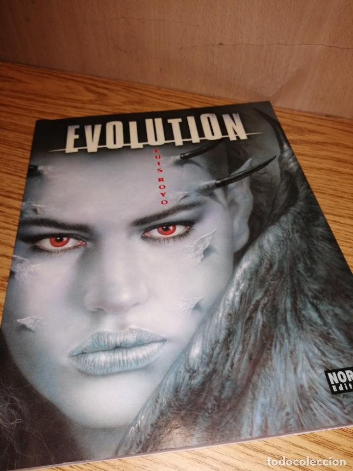 Cómics: LUIS ROYO: EVOLUTION - Foto 1 - 194522728