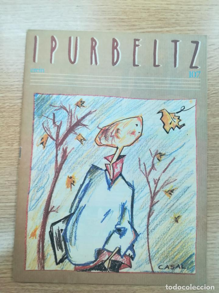 IPURBELTZ #107 (Tebeos y Comics - Comics otras Editoriales Actuales)