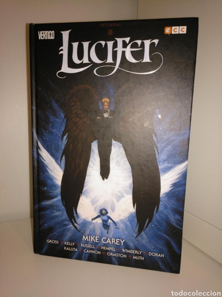 LUCIFER INTEGRAL III - MIKE CAREY - VÉRTIGO (Tebeos y Comics - Comics otras Editoriales Actuales)