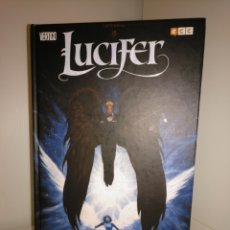 Cómics: LUCIFER INTEGRAL III - MIKE CAREY - VÉRTIGO. Lote 194528450