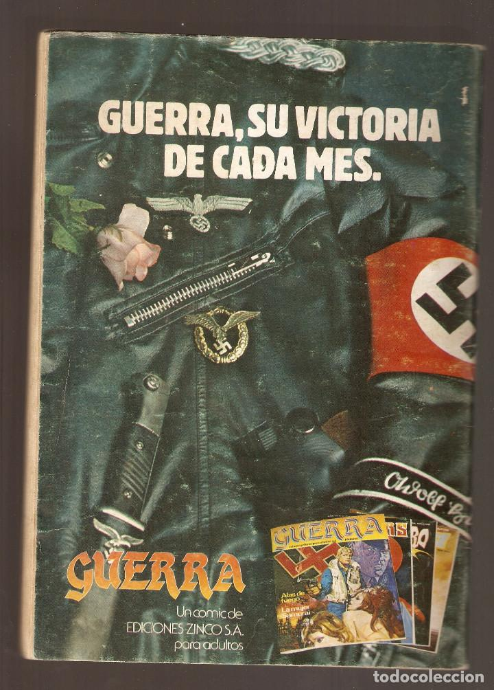 Cómics: HORROR - Nº 20 - PRIMERA EDICION - RELATOS PARA ADULTOS - COMIC EROTICO - ED ZINCO S.A - - Foto 2 - 194529043