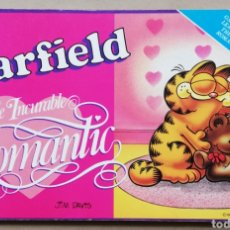 Cómics: GARFIELD - THE INCURABLE ROMANTIC - (EN INGLÉS) - ED. RAVETTE LIMITED - 1986 - PJRB. Lote 194537027