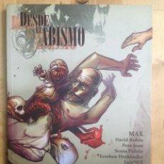 Cómics: DESDE EL ABISMO - MAX -. Lote 194538311