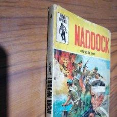 Cómics: MADDOCK. OPERACIÓN CAOS. MADDOCK Y SUS COMANDOS. RÚSTICA. BUEN ESTADO. MISION IMPOSIBLE. Lote 194539828