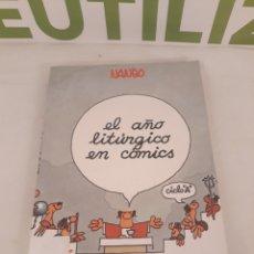 Cómics: EL AÑO LITURGICO EN COMICS.NANDO.. Lote 194583247