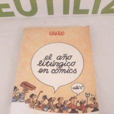 Cómics: EL AÑO LITURGICO EN COMICS.CICLO C.NANDO.. Lote 194584375