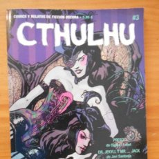 Cómics: CTHULHU Nº 3 - DIABOLO EDICIONES (EZ). Lote 194584811