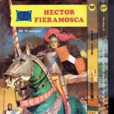 Cómics: NOVELAS FAMOSAS LIBRO Y COMICS JUNTO N,12,26 Y 37 EDICIONES TORAY 2 EDICION 1981. Lote 194585843