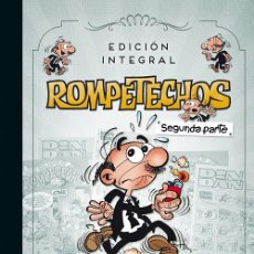 Cómics: ROMPETECHOS (EDICIÓN INTEGRAL SEGUNDA PARTE). Lote 194586660